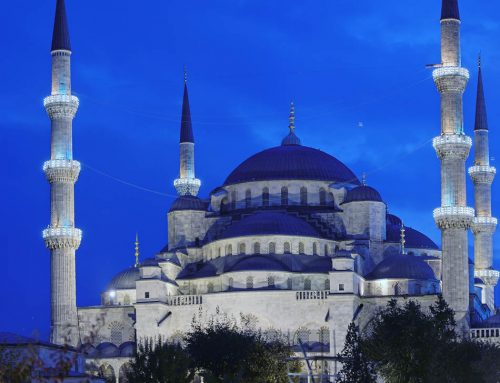 Sejarah Blue Mosque Turki