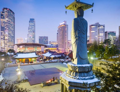 Paket Tour Korea 2019